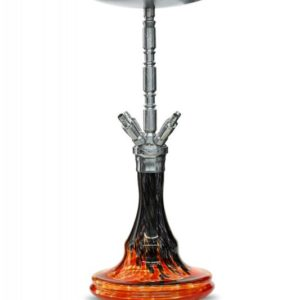 WD Hookah G30-2 Zagreb - Black Red