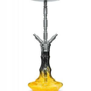 WD Hookah G20L-11 Pisa - Black Yellow
