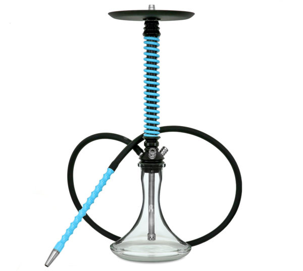 Kaljanas Mamay Customs Coilover Black Blue 66 cm