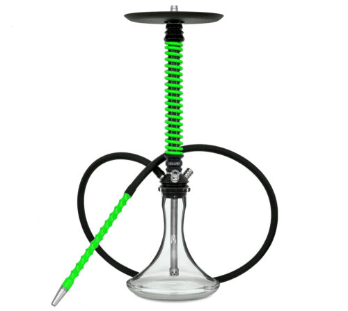 Kaljanas Mamay Customs Coilover Black Green 66 cm