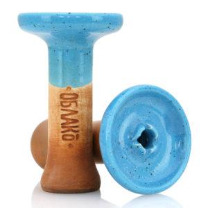 Kaljano taurelė Oblako S Glazed Sky Blue- tai išskirtinio dizaino