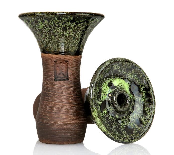 Kaljano taurelė Werkbund Hookah Evo Coral Green - tai išskirtinio dizaino
