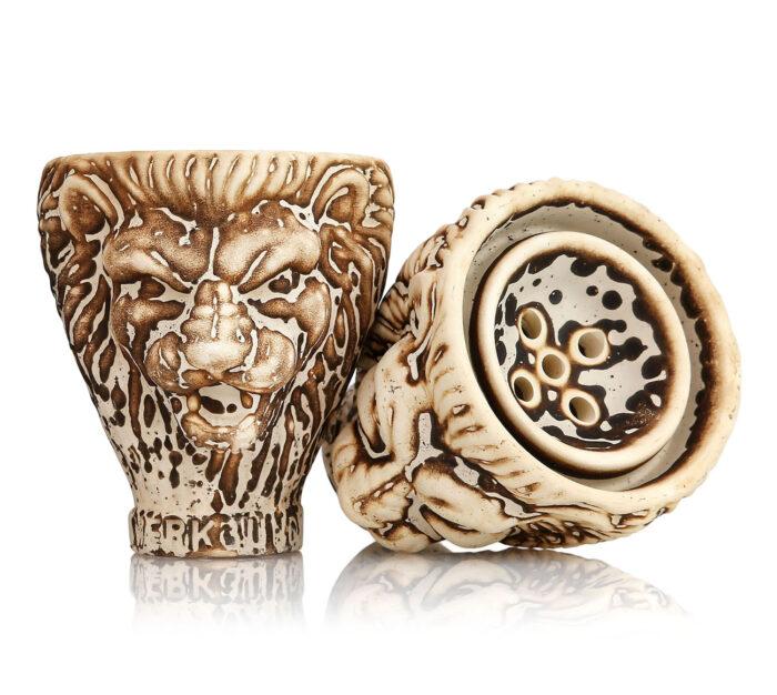 Kaljano taurelė Werkbund Hookah Lion - tai išskirtinio dizaino