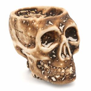 Kaljano taurelė Werkbund Hookah Skull - tai išskirtinio dizaino