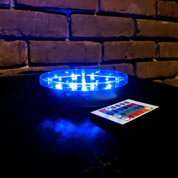LED lempa kaljanui 15 cm 2