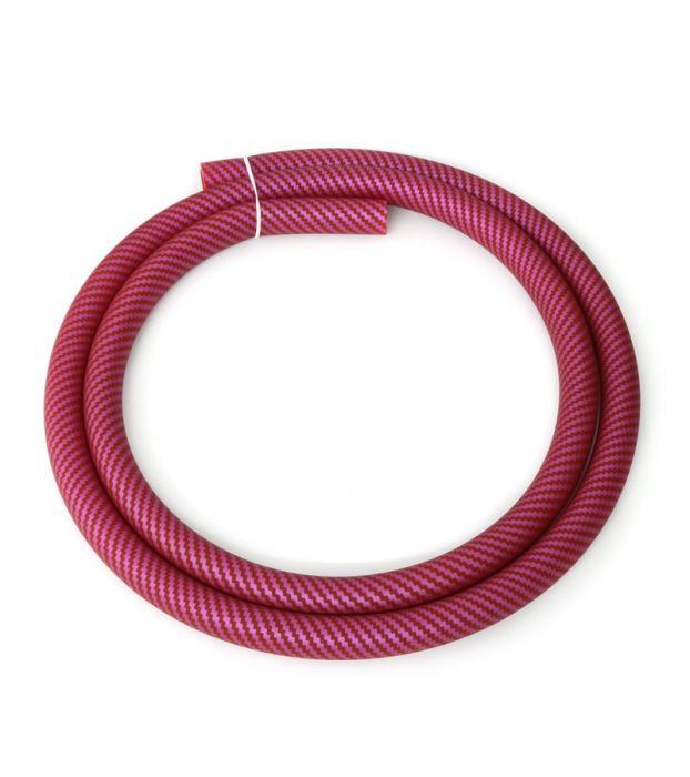 WD Hookah silikoninė žarna raudona 7 miglos