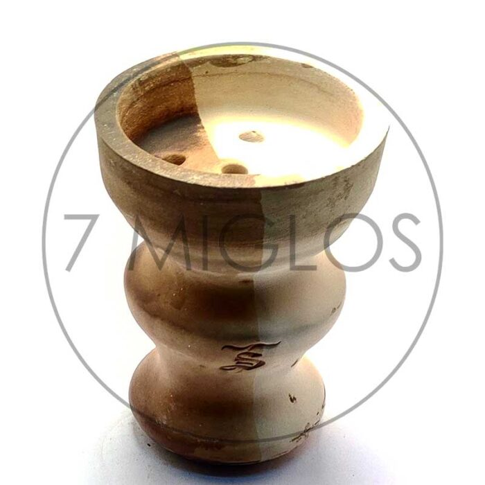 Hookah bowl ST Killer Classic Brown White