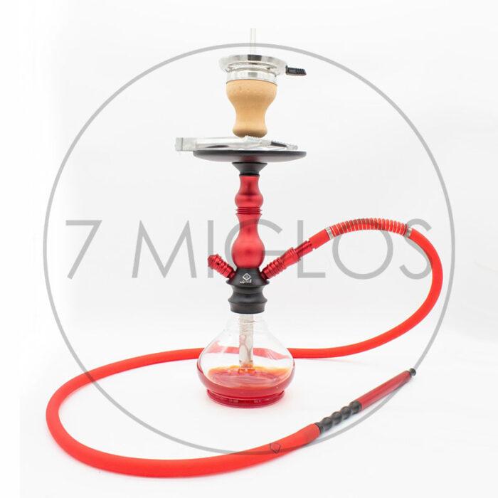 Kaljanas Al-Mani Z-44 Red 7 Miglos