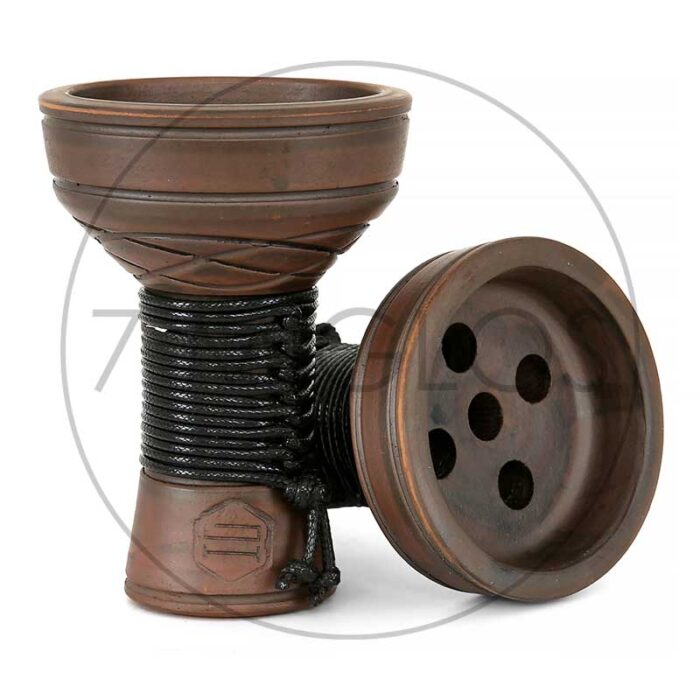 taurelė japona-hookah-killer-bowl juoda