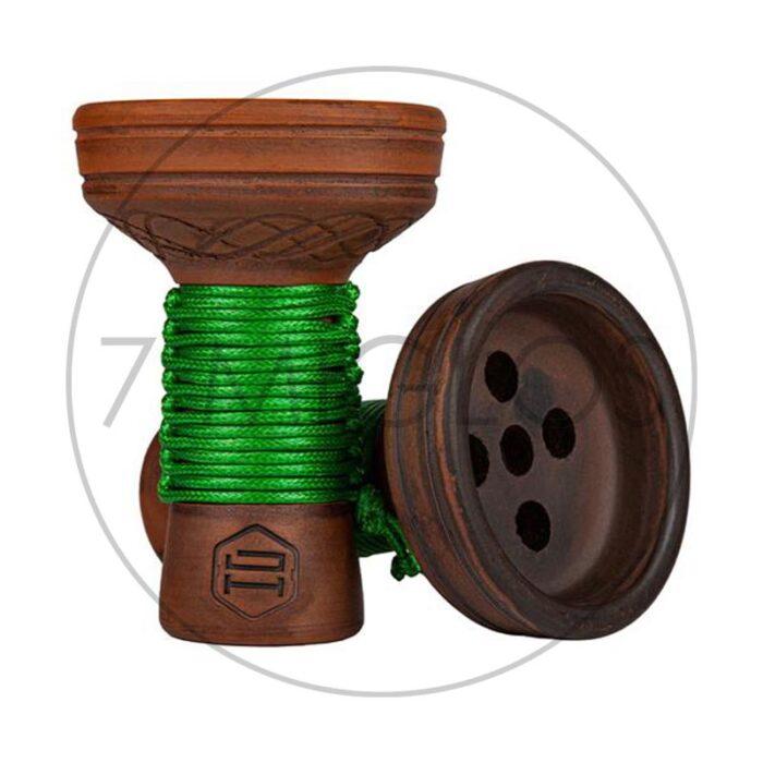 Hookah bowl Japona Hookah Green
