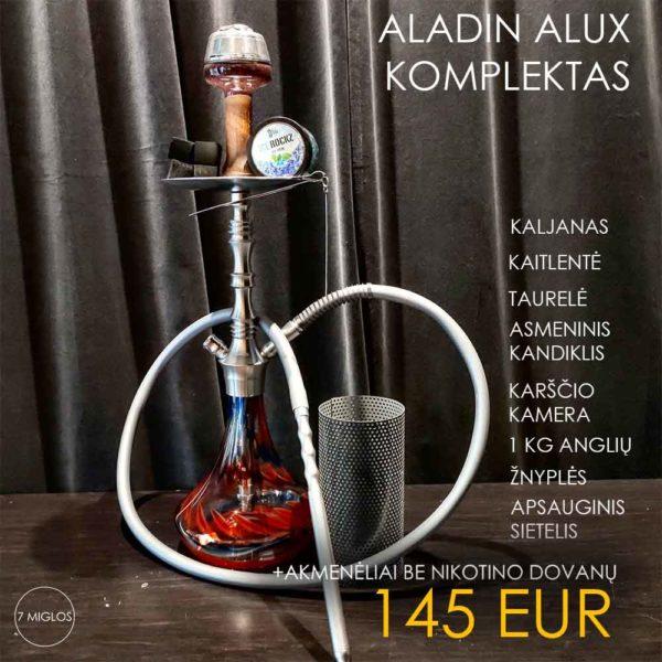 Hookah Set Aladin Alux Model 2