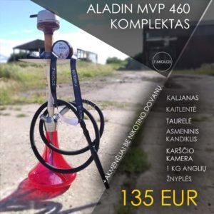 Kaljano komplektas Aladin MVP 460