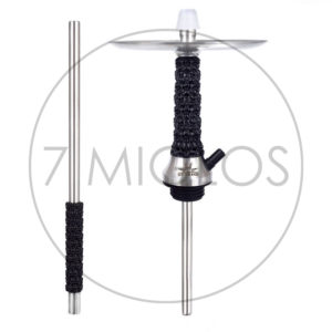 Sunrise Hookah Windscull Black