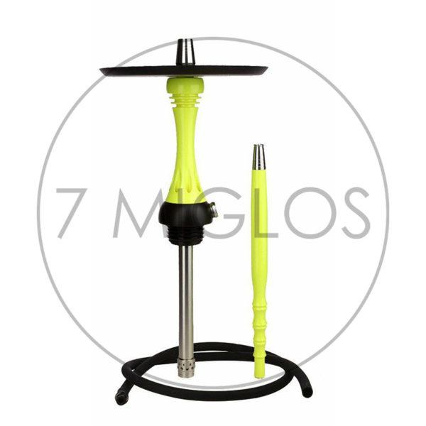 Hookah Alpha Hookah X-Yellow-7 Miglos