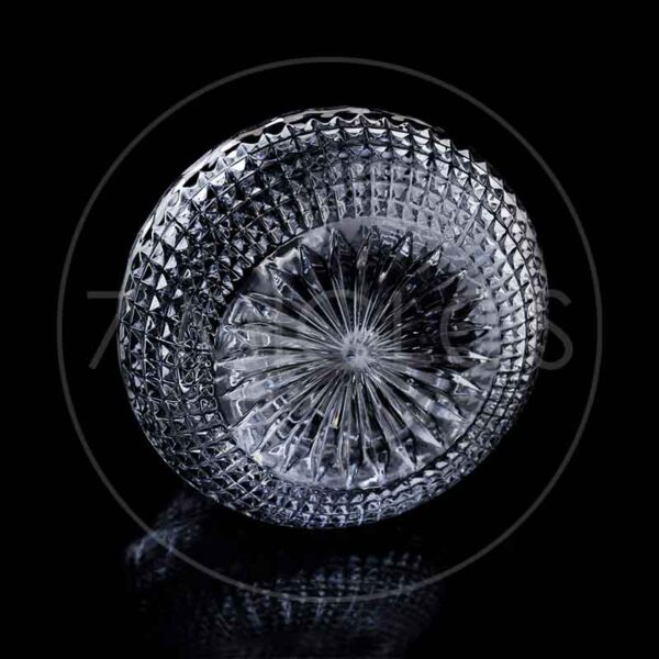 Kaljanas Dschinni Drip Crystal Silver 3 7 Miglos