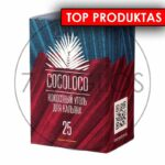 Hookah Charcoal C25 cocoloco 7 Miglos charcoal TOP PRODUCT