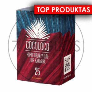 Kaljano Angliukai C25 cocoloco 7 miglos anglys TOP PRODUKTAS