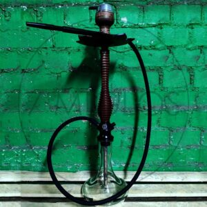 Hookah set Karma 3.0 Brown 7 Miglos