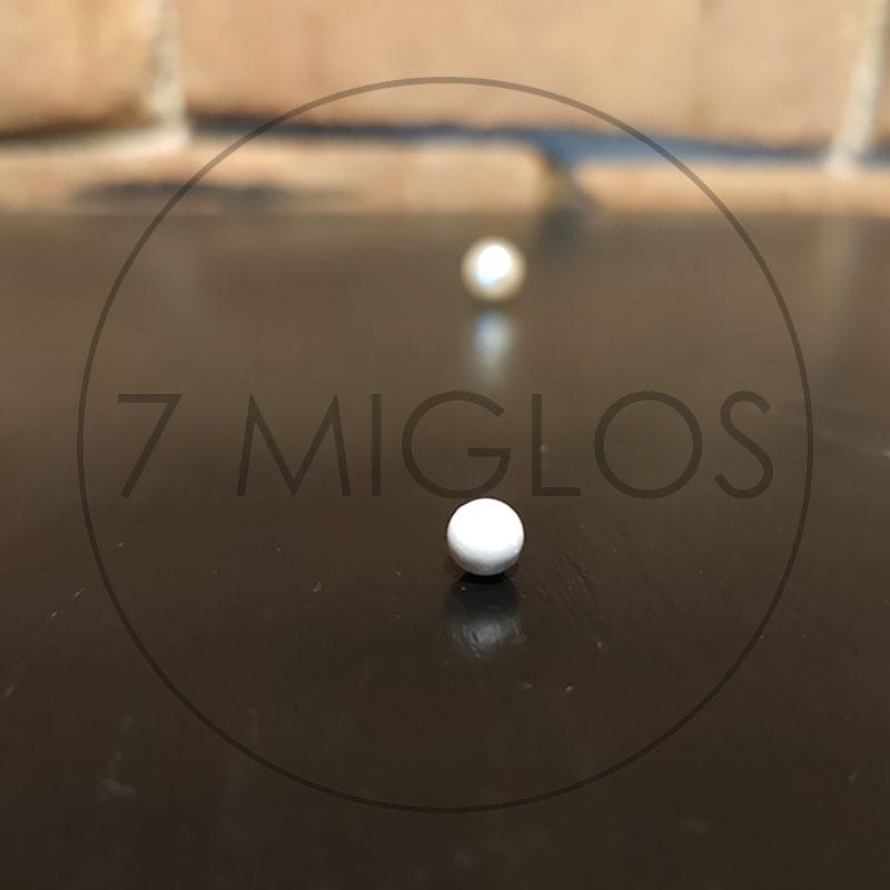 Hookah plastic purge valve 6 mm