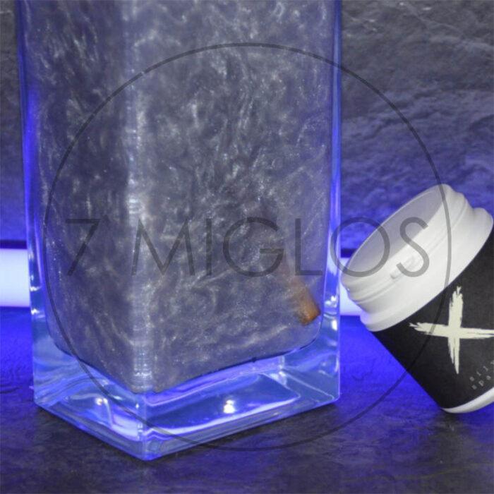 Kaljano Sidabriniai blizgučiai Xschischa 7 Miglos