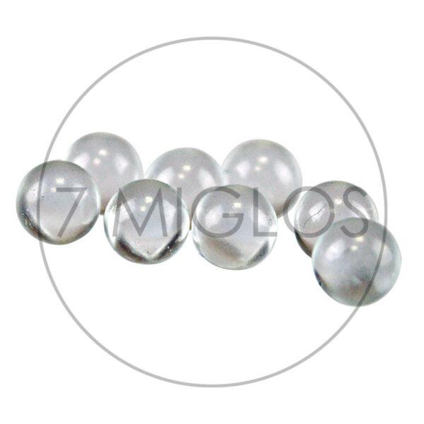Kaljano stiklinis prapūtimo vožtuvas 7 mm