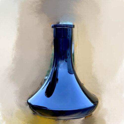 Kaljano kolba Craft Mėlyna
