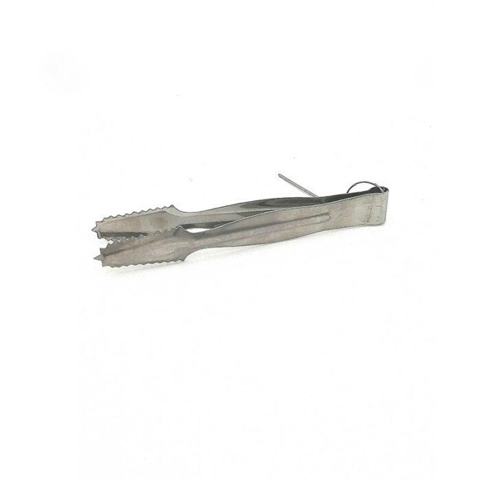 Žnyplės kaljano anglims Simple su adatėle